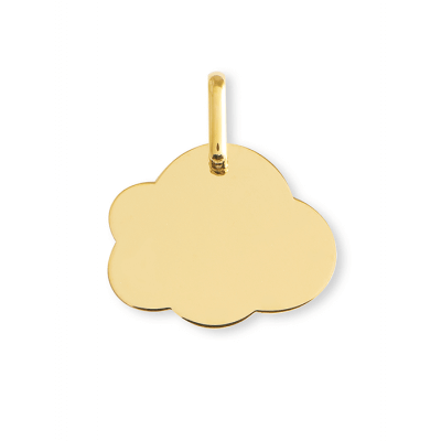 la-fabrique-d-or-Médaille Petit Nuage