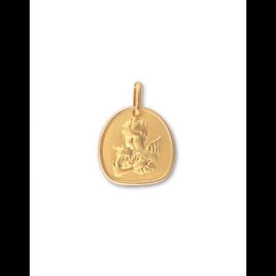 Médaille Ange à l'Agneau