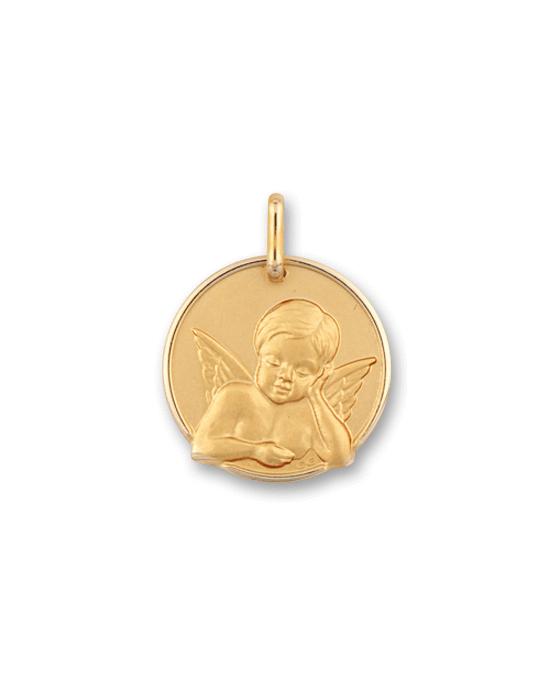 la-fabrique-d-or-Médaille Ange
