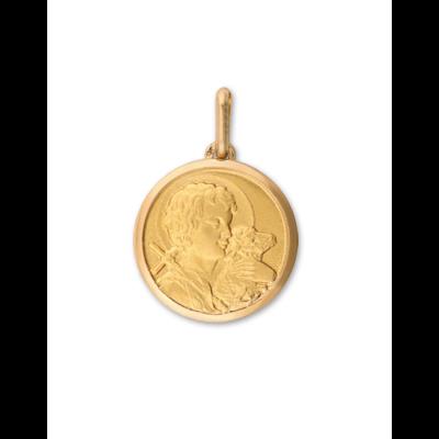 la-fabrique-d-or-Médaille St Jean Baptiste
