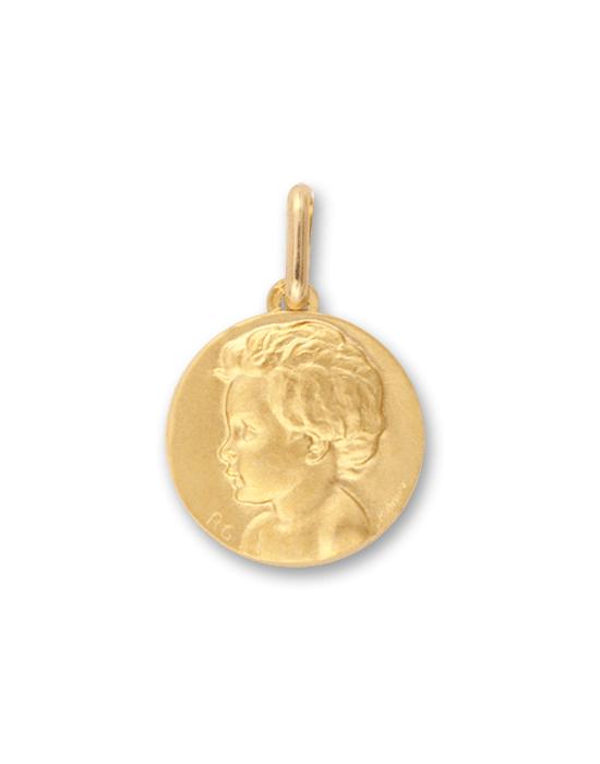la-fabrique-d-or-Médaille Enfant