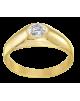 la-fabrique-d-or-Bague Jonc Femme Diamant