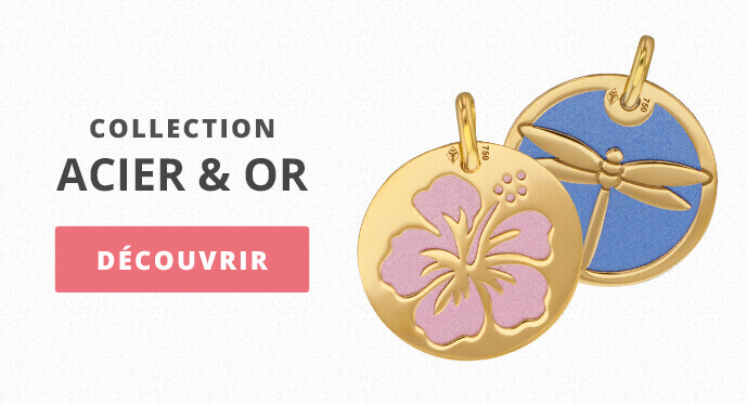 Collection Argent & Acier