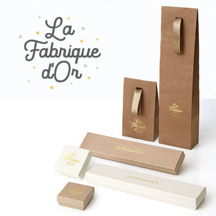 Packaging La Fabrique d'Or